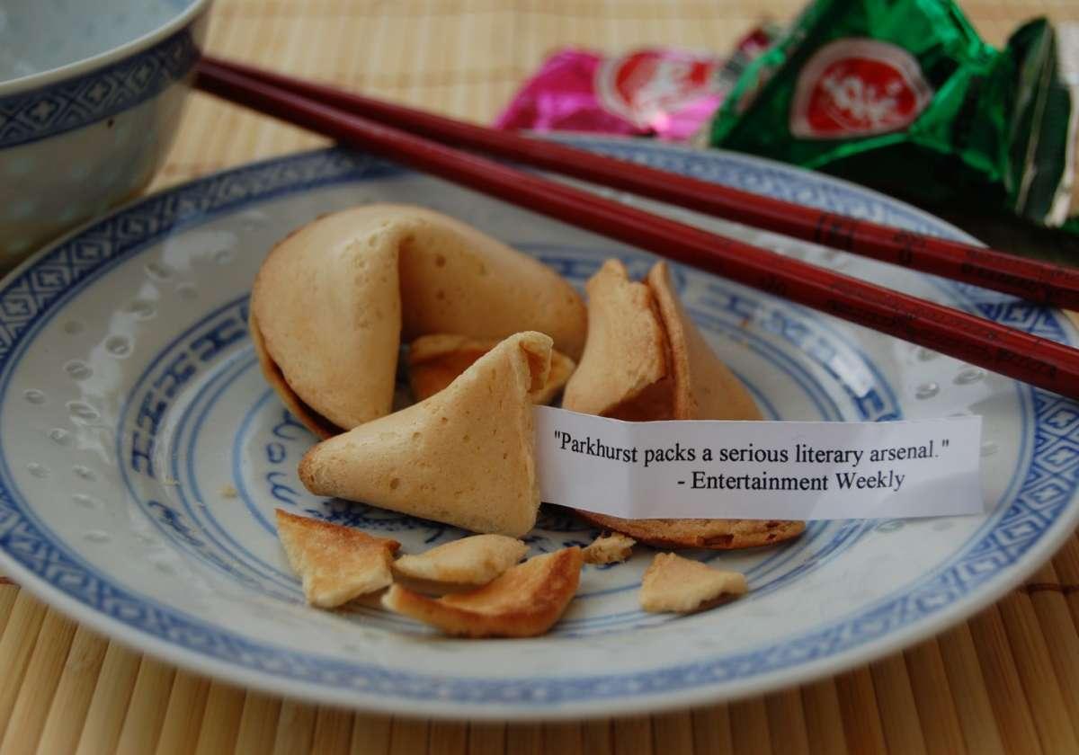 Ricetta cinese biscotti della fortuna