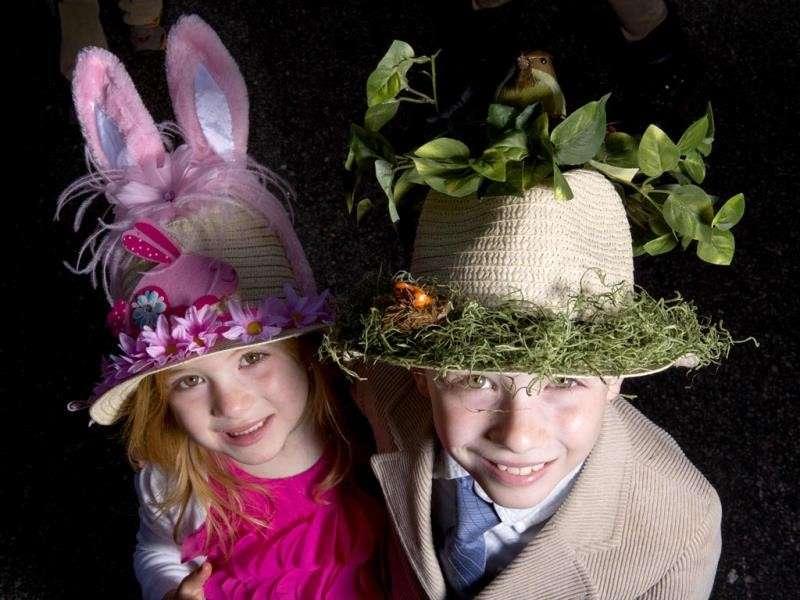 Cappellini decorati