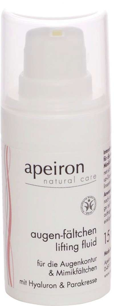 Contorno occhi acido ialuronico effetto lifting Apeiron