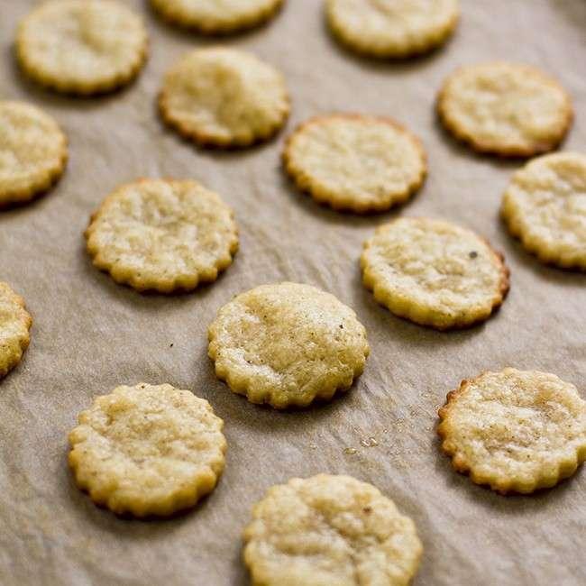 Cracker biscotto