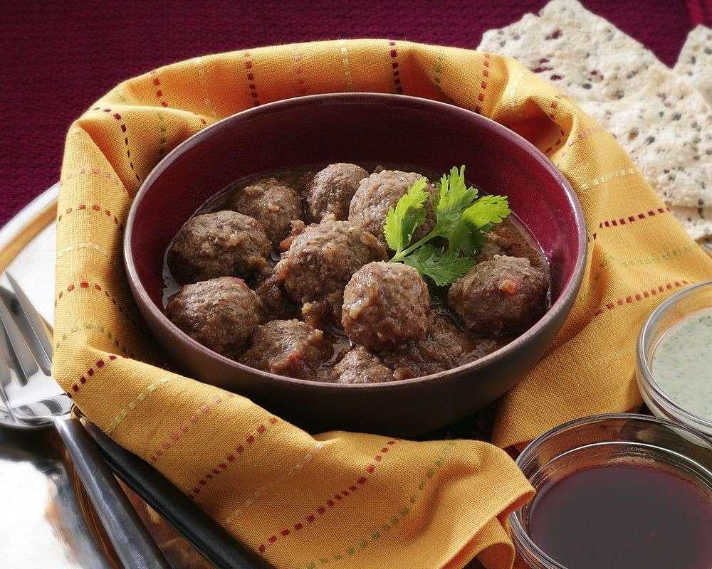 Cucina mediorientale tradizionale