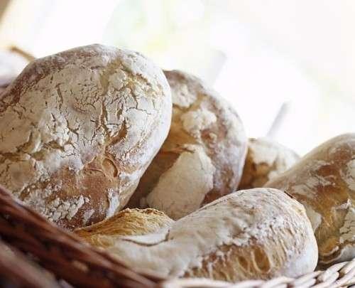 Forma di pane alla ricotta