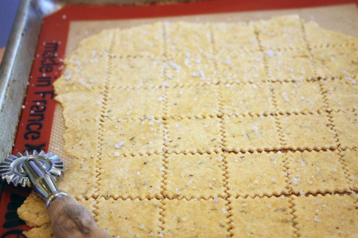 Preparazione cracker