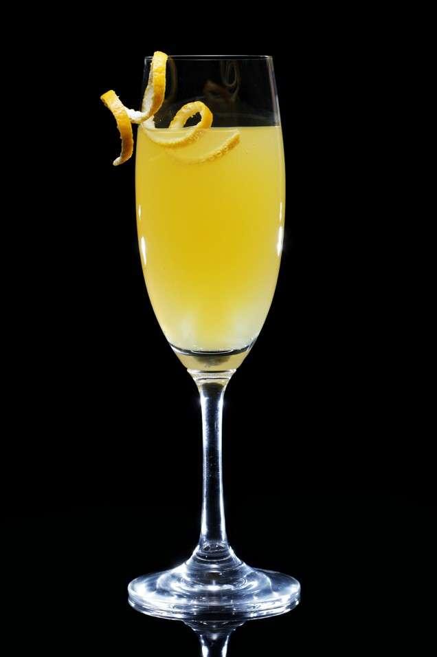 Ricetta cocktail mimosa
