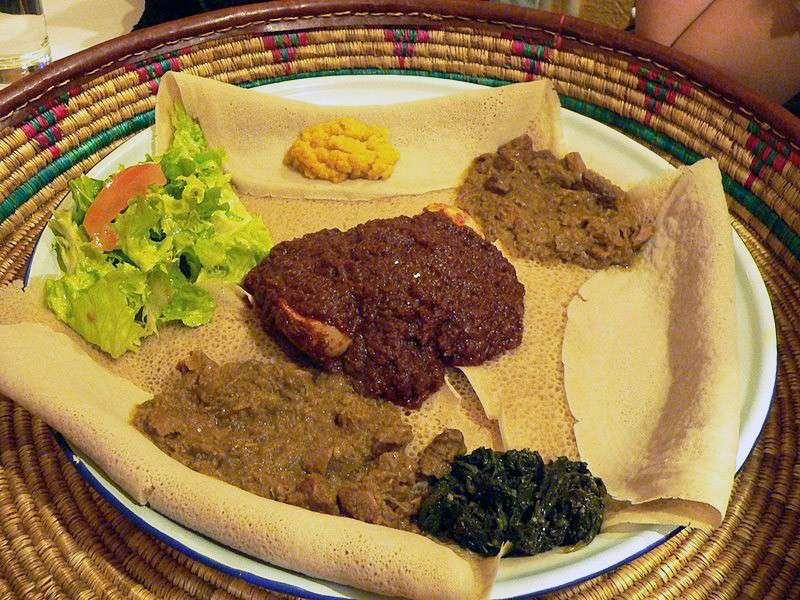 Ricetta eritrea zighinì