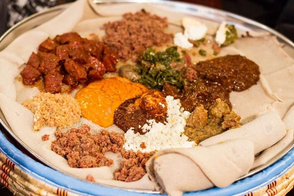Ricetta originale eritrea zighinì