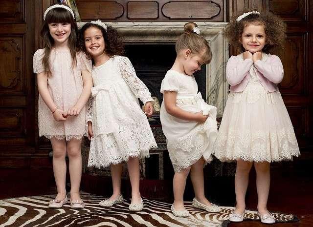 Abiti da cerimonia per bambine piccole
