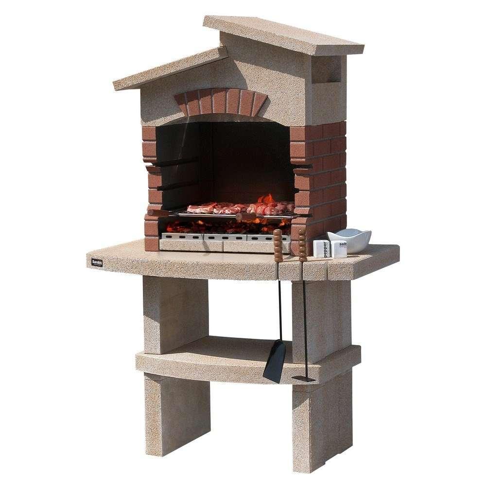 Barbecue in granulato di marmo