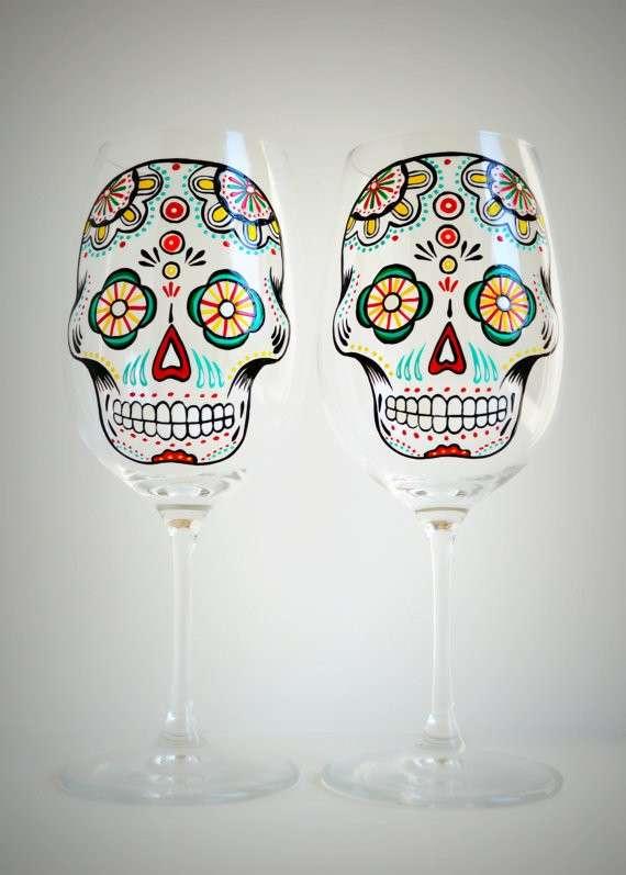 Bicchieri terrificanti