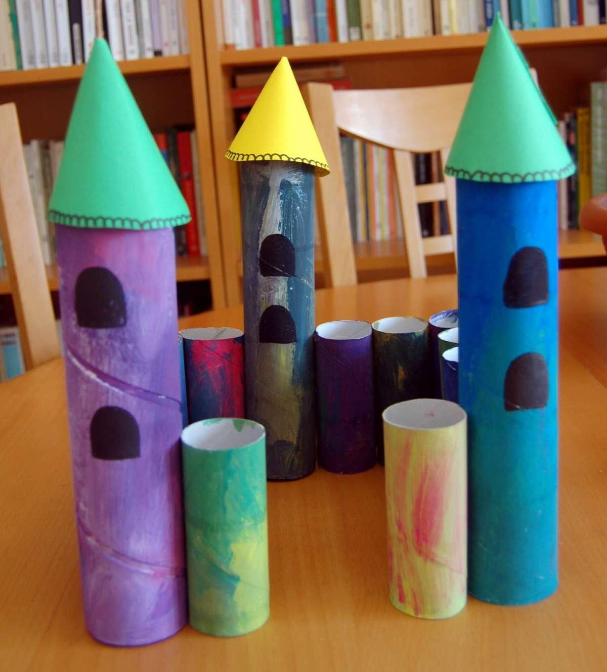 Castello colorato