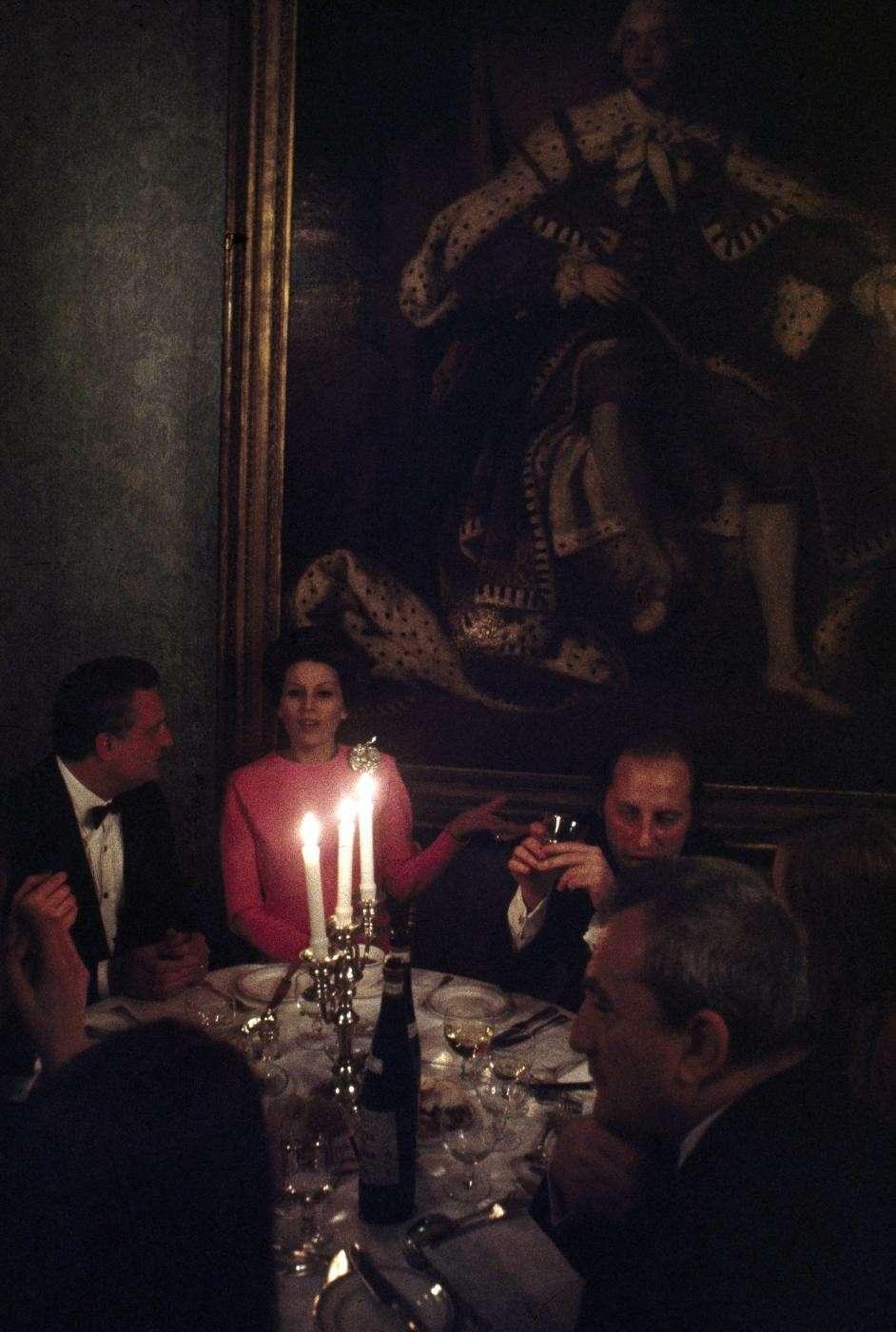 Con Fellini e Visconti