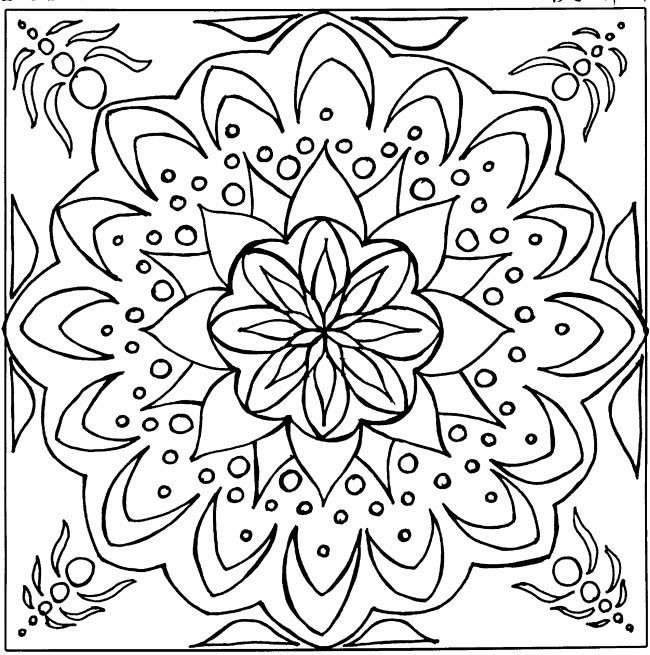 Esempio di Mandala