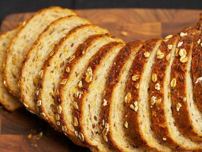 Fette di pane integrale ricetta