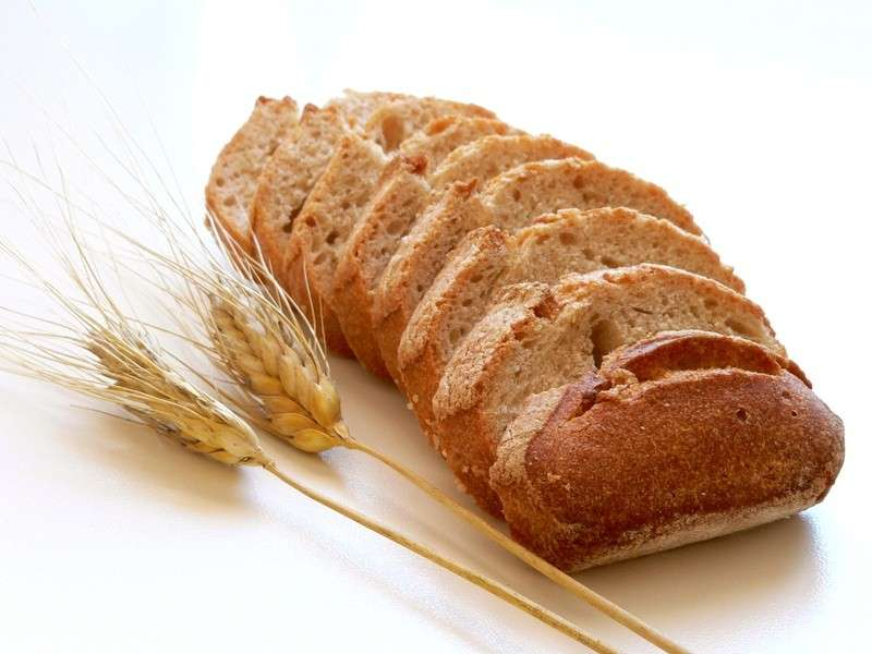 Fette di pane integrale