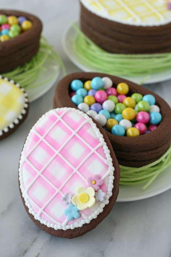 Granellini colorati per le uova di Pasqua