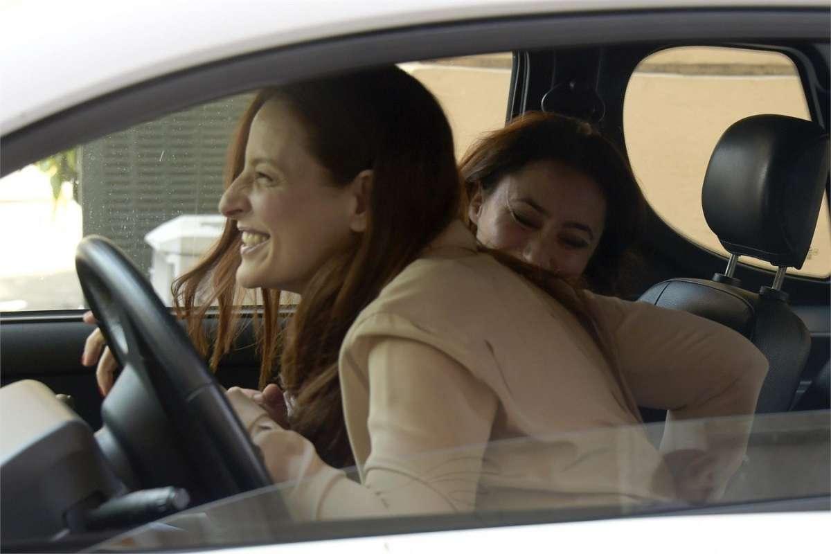 L'ex di Rosalinda Celentano felice con Francesca Vecchioni