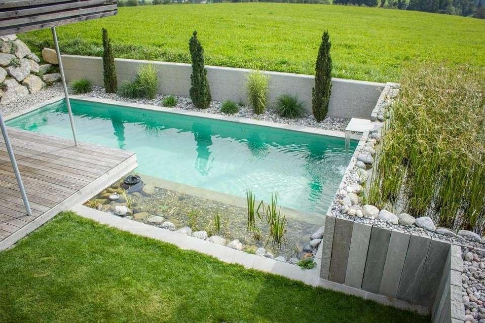 La bio piscina