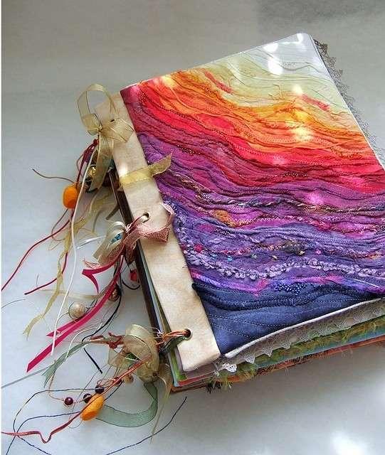 Libro colorato