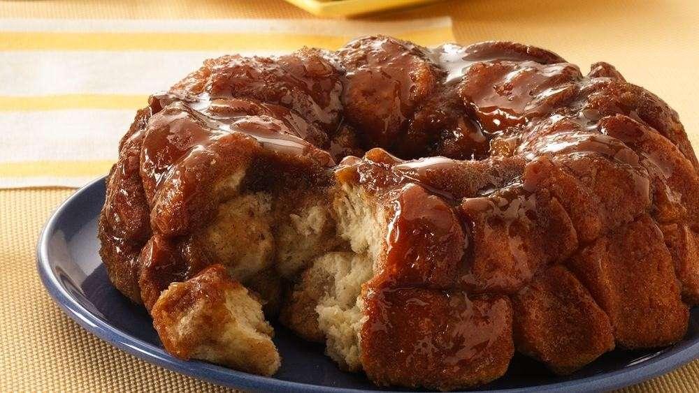 Monkey bread ricetta