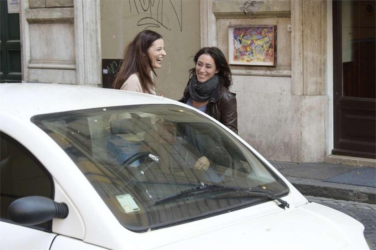 Simona Borioni e Francesca Vecchioni