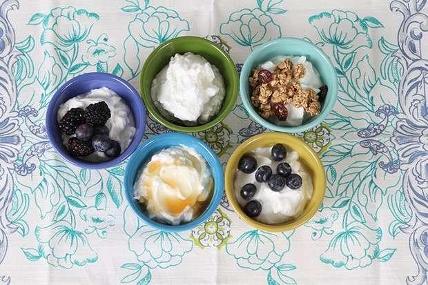 Varianti yogurt
