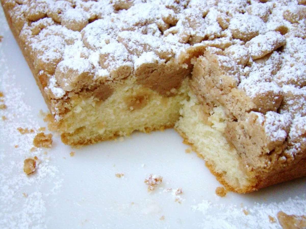 Crumb Cake ricetta