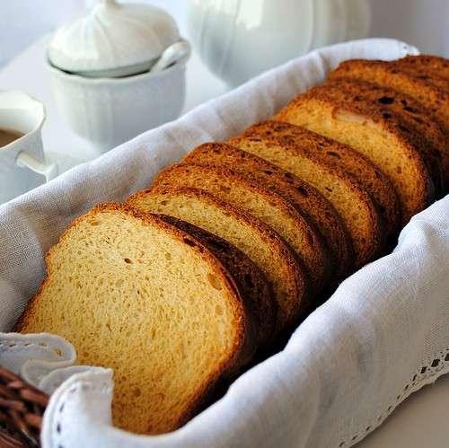Fette biscottate ideali per la colazione