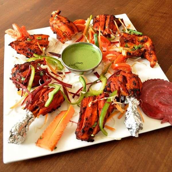 Cucina classica indiana