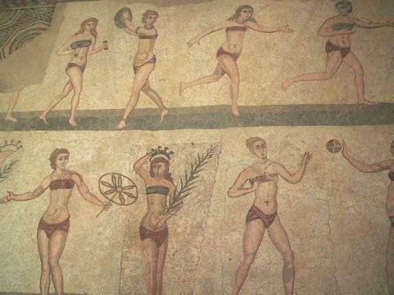 I costumi in epoca romana