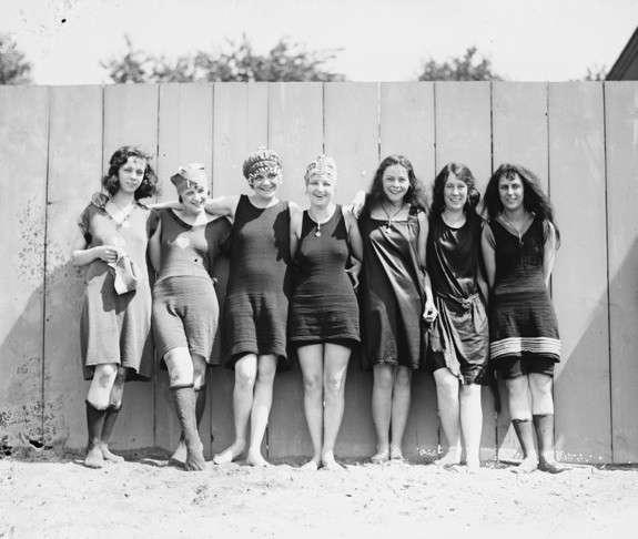 I costumi negli anni '20