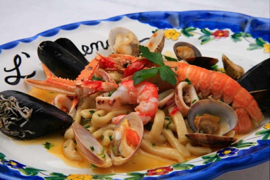 Scialatielli ai frutti di mare ricetta tradizionale