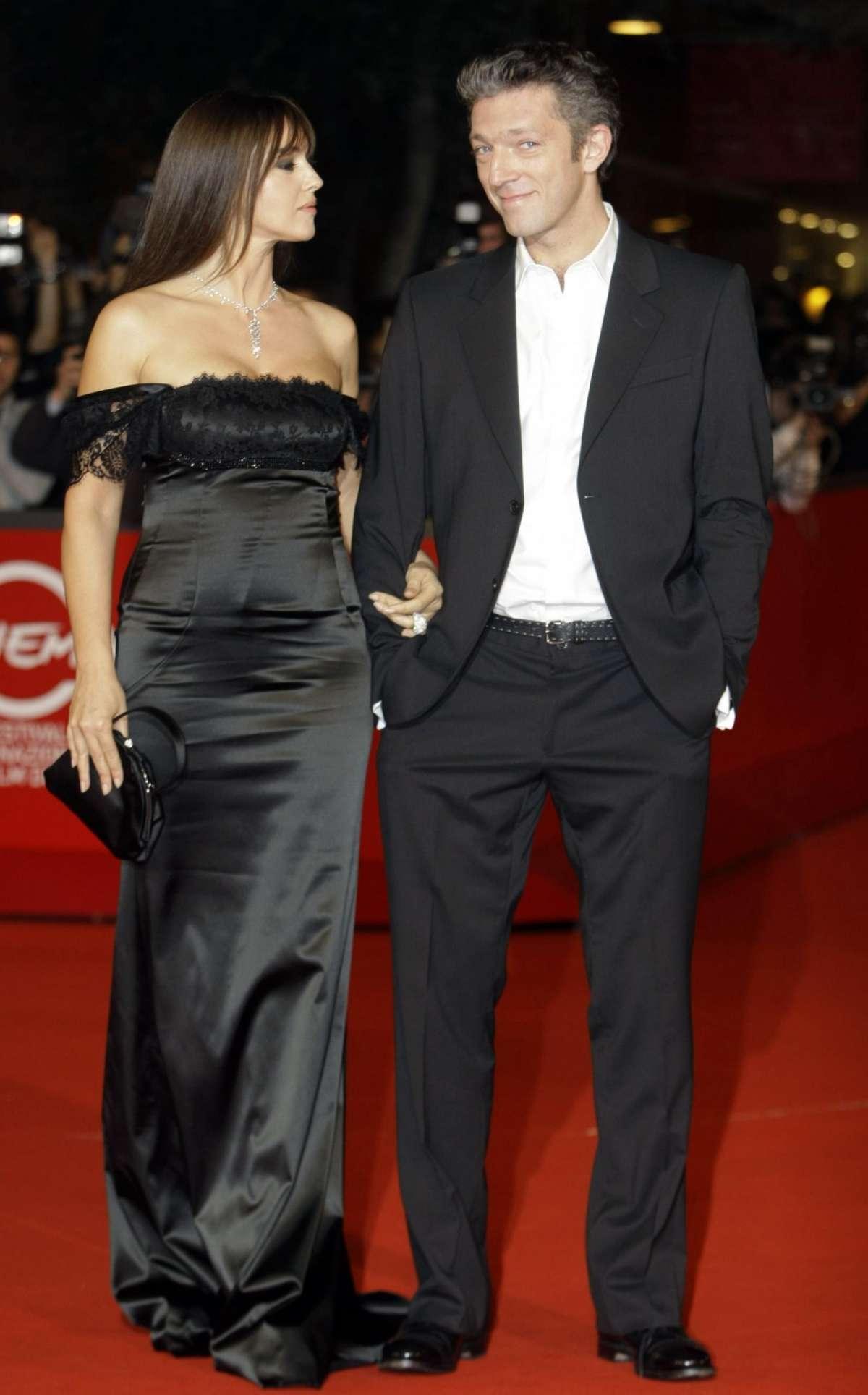 Bellucci e Cassel sul red carpet