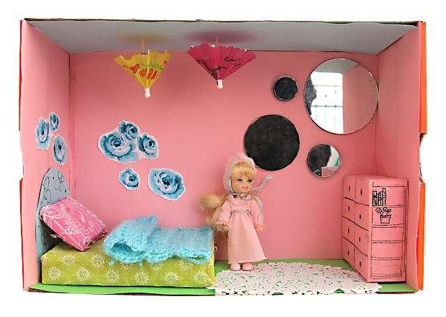 Casetta per le bambole