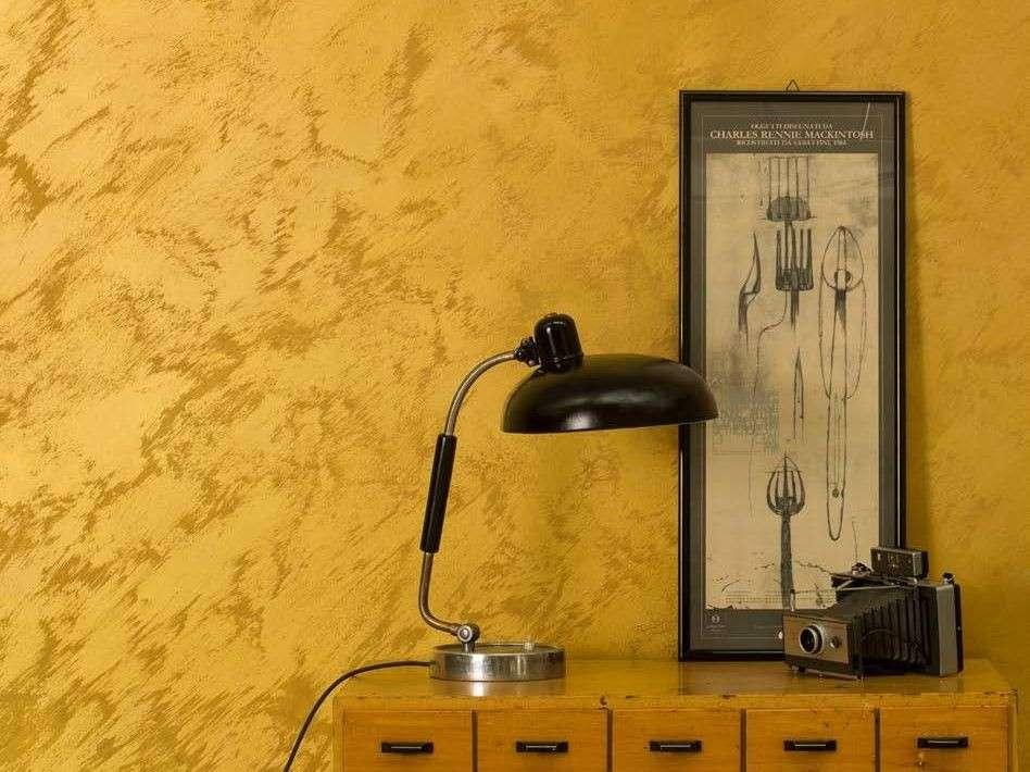 Finitura decorativa per pareti