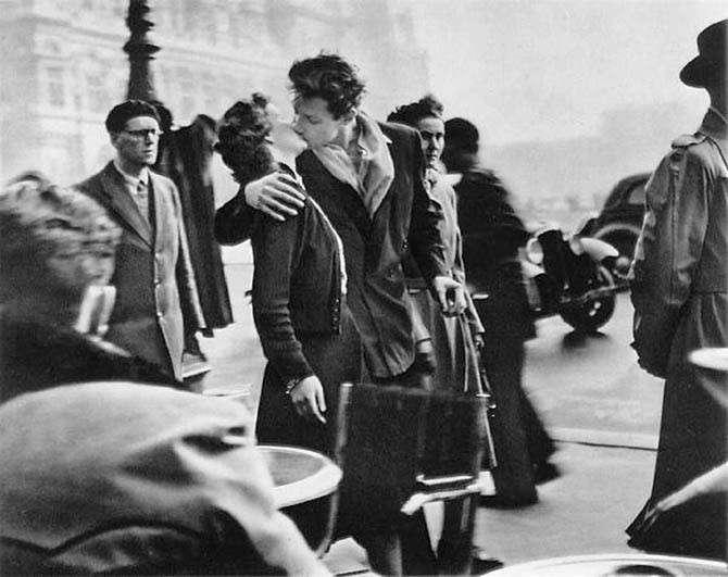 Il bacio più famoso della fotografia