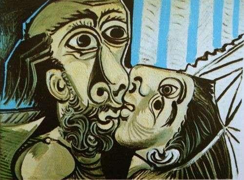 Il bacio secondo Picasso