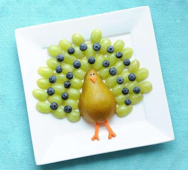 Lavoretti con l'uva