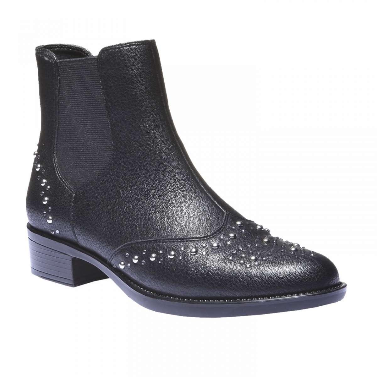 Chelsea boots con borchie