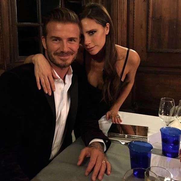 La coppia vip a cena