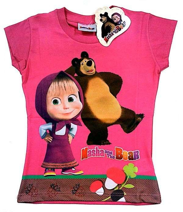 Maglietta per bambine