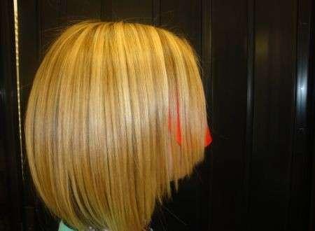 Shatush capelli: dettaglio trattamento