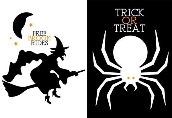 Cartoline di Halloween