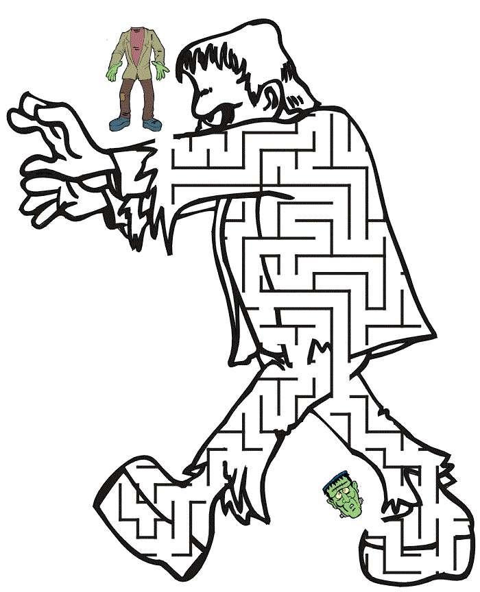 Labirinto da stampare
