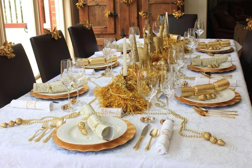 La tavola di Capodanno