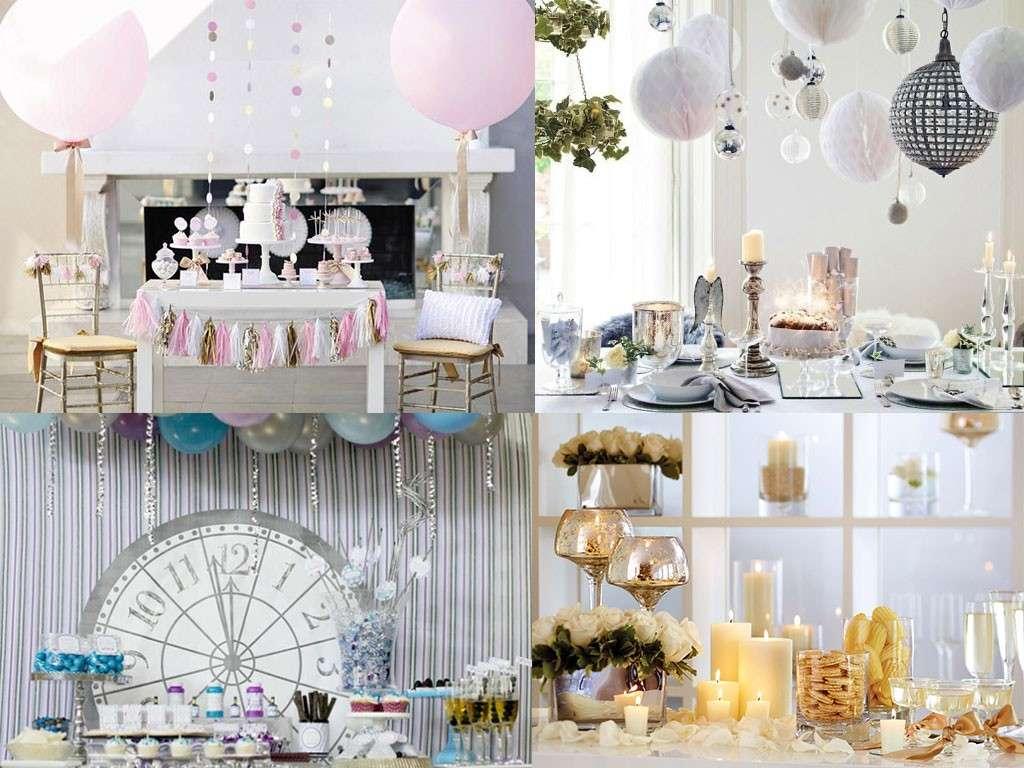 Organizzare una bella festa di Capodanno