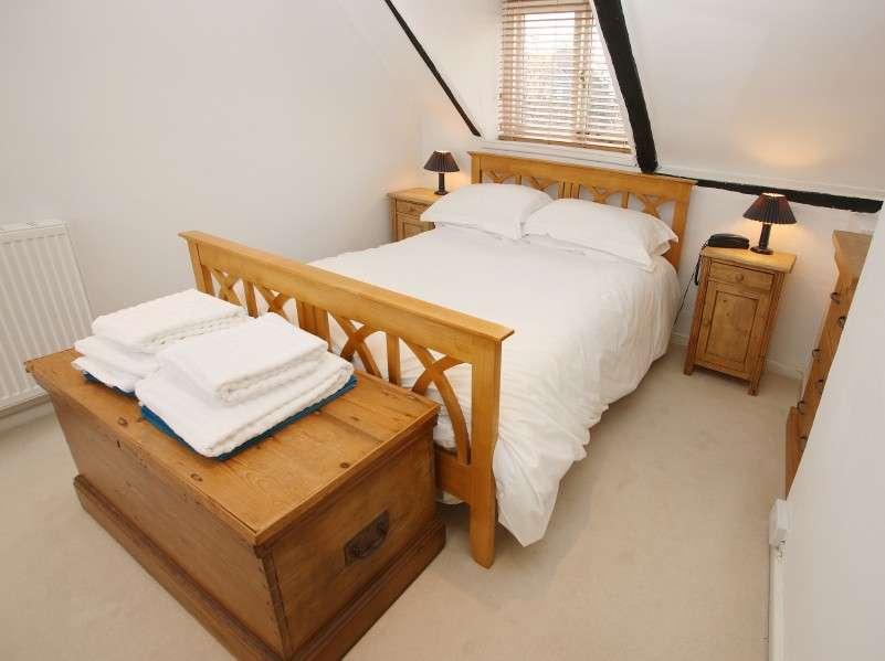 Arredare la camera da letto in mansarda