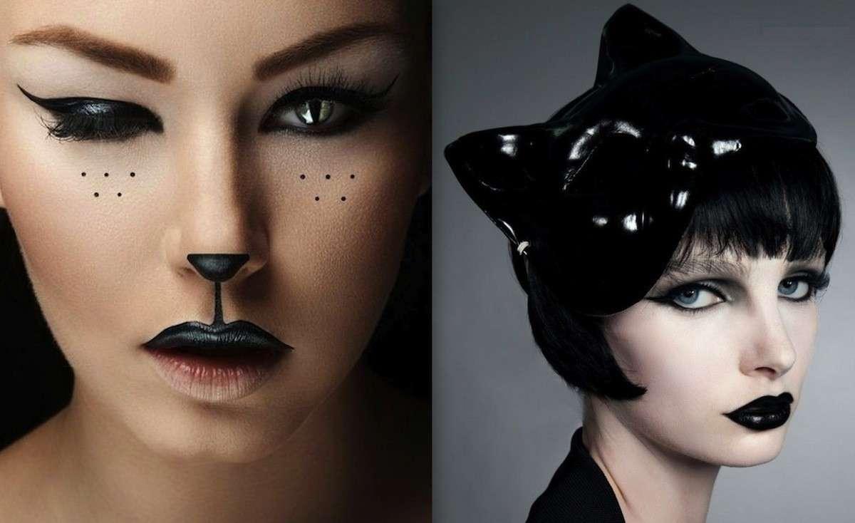 Trucco Carnevale da gatta, le idee più belle
