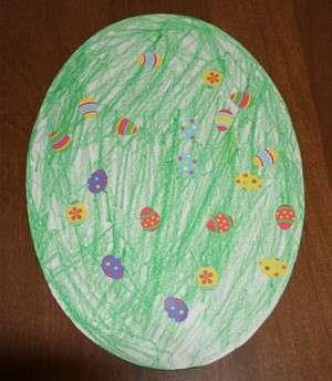 Disegno di un uovo