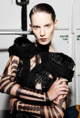 Tatuaggi Maori Donna