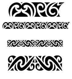 Tatuaggi Maori per le braccia
